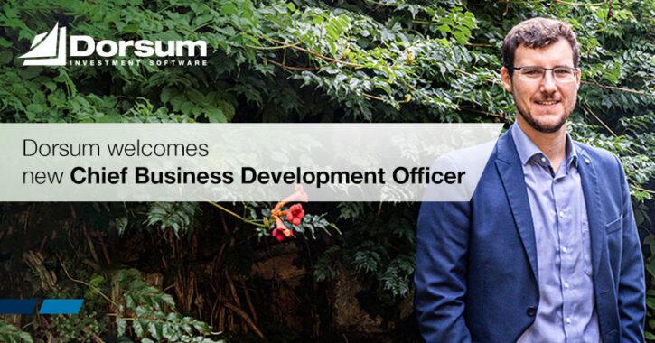 Bálint Fischer promoted as chief business development officer of Dorsum