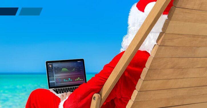 Dorsum chatbot for christmas