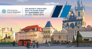 Dorsum at the CFA Society Czech Republic Back to work event