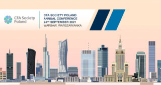 Dorsum is attending the 2021 CFA Society Poland Annual Conference in Warsaw