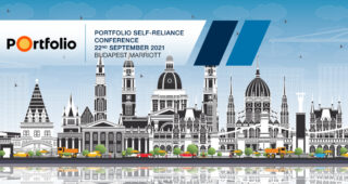 Dorsum is attending the Portfolio Self-reliance conference in Budapest
